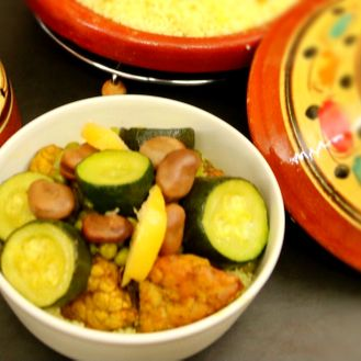 Demi Couscous Vegetarisch
