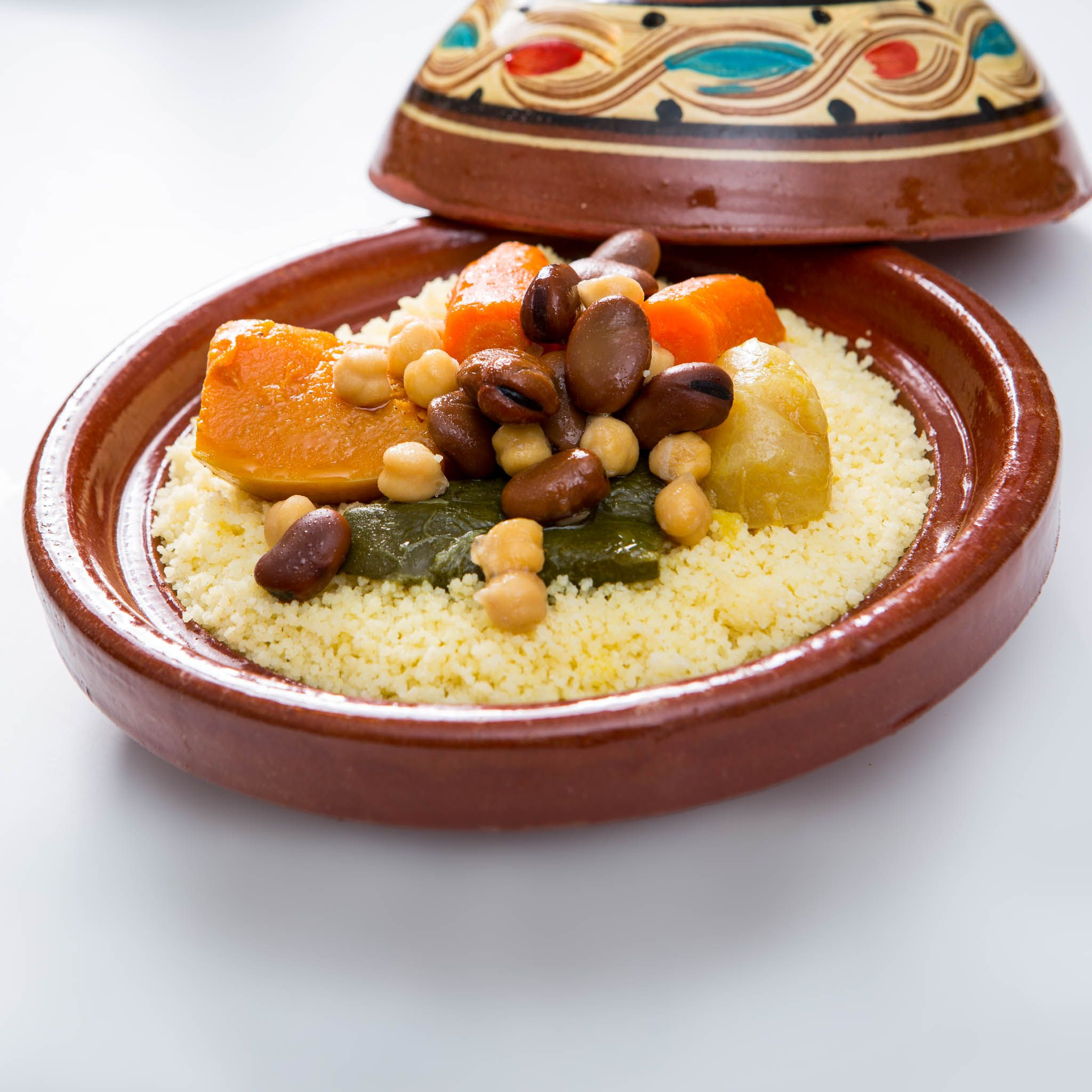 Couscous Vegetarisch