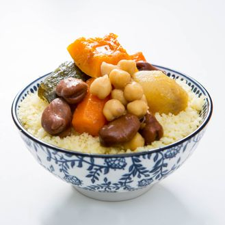 Demi-Couscous Vegetarisch